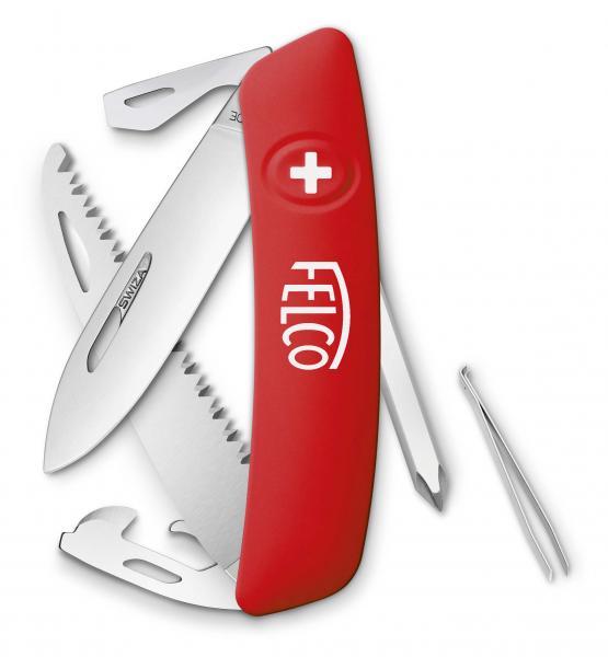 Новая серия швейцарских ножей