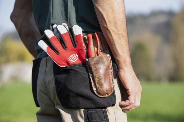 Seria rękawic zapewniających idealne przycinanie