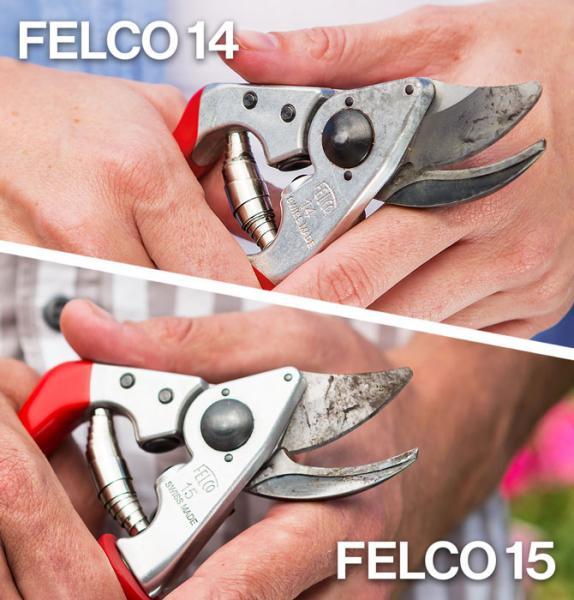 NEW FELCO 14 & FELCO 15