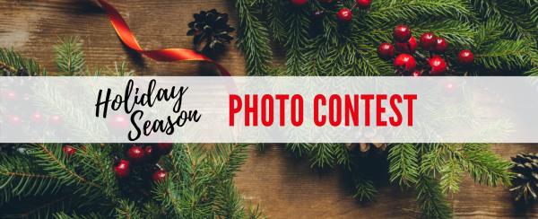 Concours photo Saison des fêtes