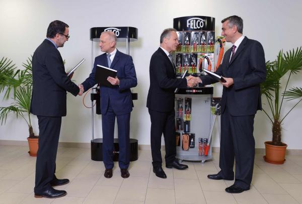 STIHL and FELCO sign partnership deal