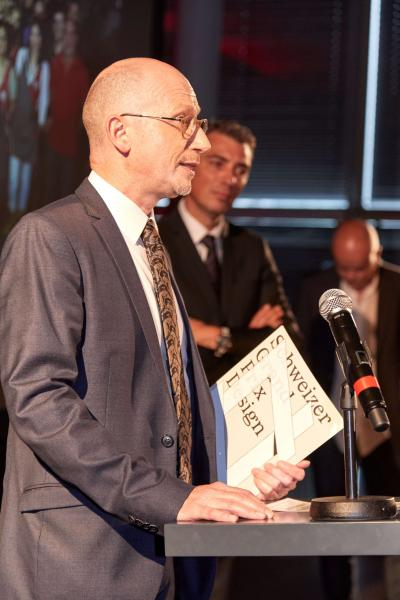 FELCO receives the Swiss Grand Prix of Design